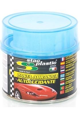 Anahtar Vadisi Stac Plastic Boya Üzerinde Derin Çizikleri Gideren Pasta ve Cilalayıcı 422603