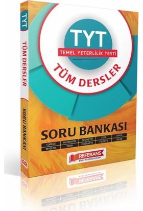 Referans Yayınları TYT Tüm Dersler Soru Bankası