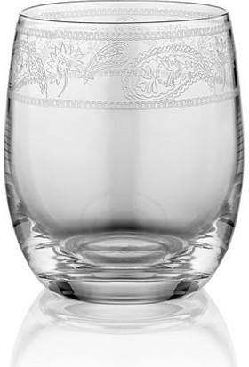 Cemile Paısley 6 lı Viski Bardağı