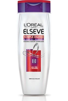 L'Oréal Paris Elseve Komple Onarıcı Kırık Uç Karşıtı Onarıcı Bakım Şampuanı 360 ml