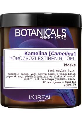 Botanicals Fresh Care Kamelina Pürüzsüzleştiren Ritüel Maske 200 Ml