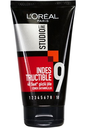 L'Oréal Paris Studio Line Indestructible Tüp Jöle