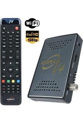 Korax Ip Plus V4 Hd Uydu Alıcısı