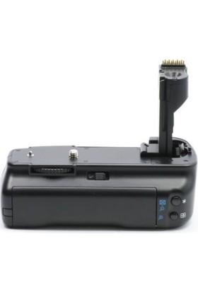 Minadax Canon Eos 50D, 40D, 30D İçin Minadax Batarya Tutamağı Bg-E2N, Bg-E2 Benzeri