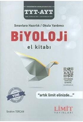 Tyt-Ayt Biyoloji El Kitabı Limit Yayınları