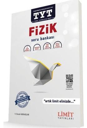 Tyt Fizik Soru Bankası Limit Yayınları - Emrah Karaaslan