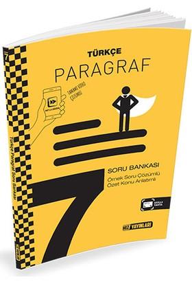 Hız Yayınları 7. Sınıf Paragraf Soru Bankası