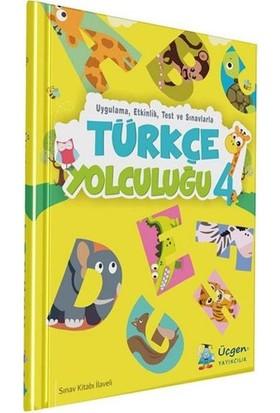 Üçgen Yayınları 4 Sınıf Türkçe Yolculuğu