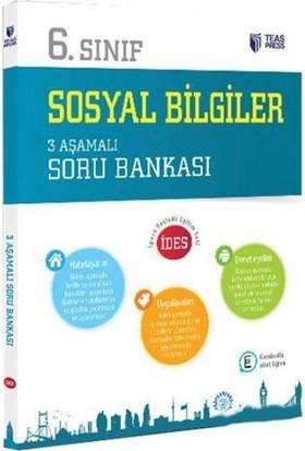 6 Sınıf Sosyal Bilgiler Soru Bankası Teas Press Yayınları