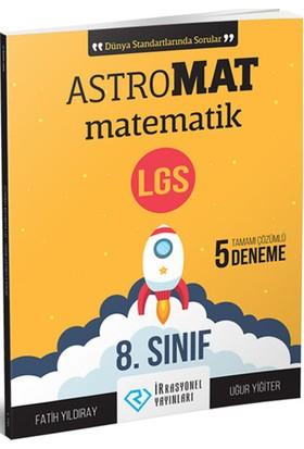 Lgs Astromat Matematik 5Li Deneme İrrasyonel Yayınları