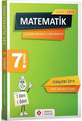 Sonuç Yayınları 7.Sınıf Matematik Set