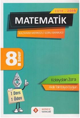 Sonuç Yayınları 8. Sınıf Matematik Set