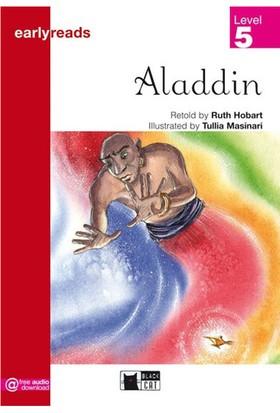 Aladdin Earlyreaders Level 5 Black Cat - Ruth Hobart