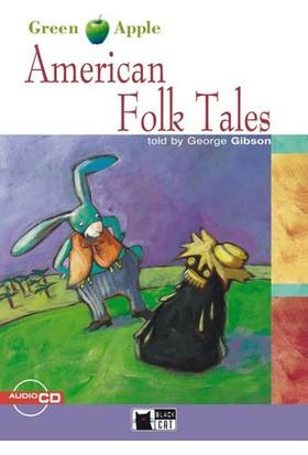 American Folk Tales Greenapple Step 1 Black Cat - George Gibson