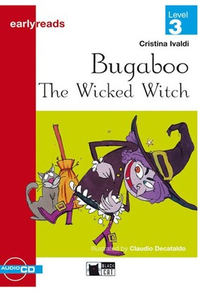 Bugaboo The Wicked Witch Earlyreaders Level 3 Black Cat - Cristina Ivaldi