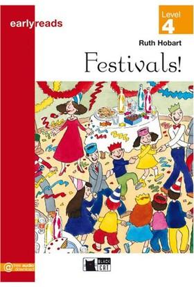 Festivals Earlyreaders Level 4 Black Cat - Ruth Hobart