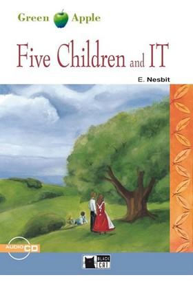 Five Children And It Greenapple Starter Black Cat - E. Nesbit