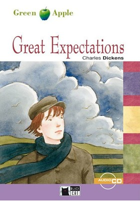 Great Expectations Greenapple Step 1 Black Cat - Charles Dickens