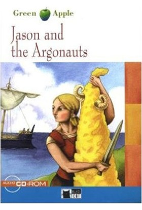 Jason And The Argonauts Greenapple Step 1 Black Cat - Jennifer Gascoigne