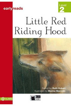 Little Red Riding Hood Earlyreaders Level 2 Black Cat - Ruth Hobart