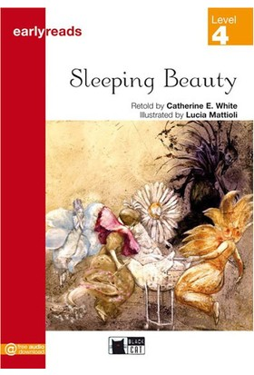 Sleeping Beauty Earlyreaders Level 4 Black Cat - Catherine E. White