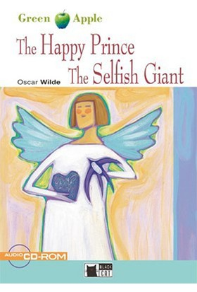 The Happy Prince And The Selfish Giant Greenapple Starter Black Cat - Oscar Wilde
