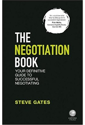 The Negotiation Book: Your Definitive Guide To Successful Negotiating, 2Nd Edition