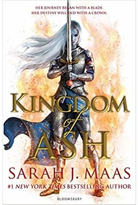 Kingdom Of Ash (Throne Of Glass 7)