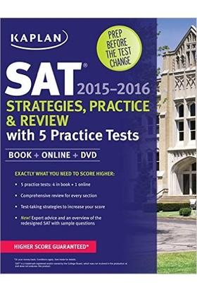Kaplan Sat 2015-2016 Strategies Practice And Review