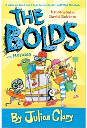 The Bolds On Holliday