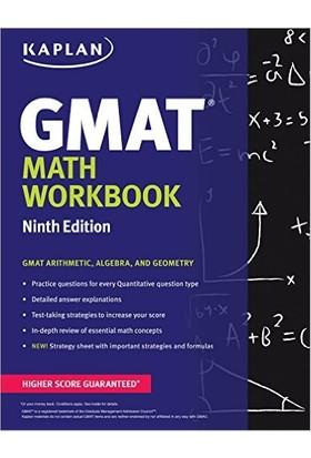 Kaplan Gmat Math Workbook (9Th Ed.)