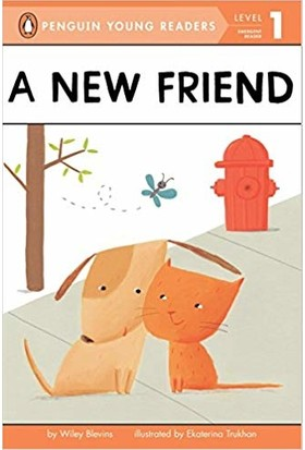 A New Friend (Young Readers, Level 1)