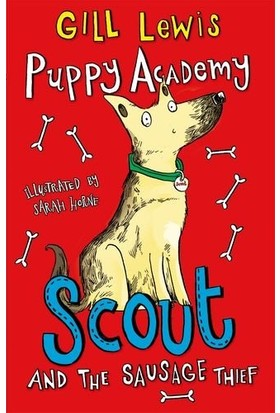 The Puppy Academy: Scout And The Sausage Thief