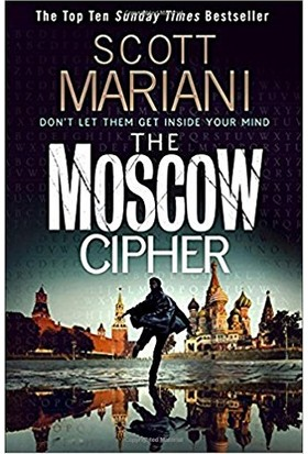 The Moscow Cipher (Ben Hope 17)