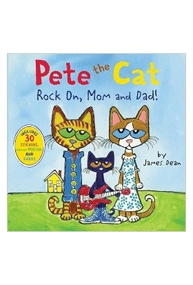 Pete The Cat: Rock On Mom And Dad