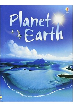 Planet Earth (Usborne Beginners)