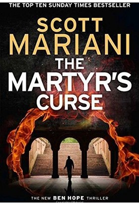 The Martyrs' Curse (Ben Hope 11)