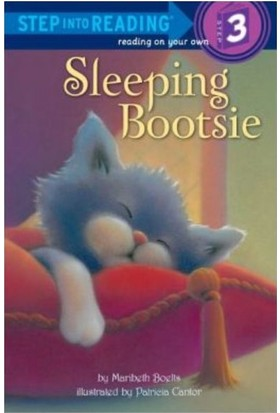 Sleeping Bootsie (Step İnto Reading)