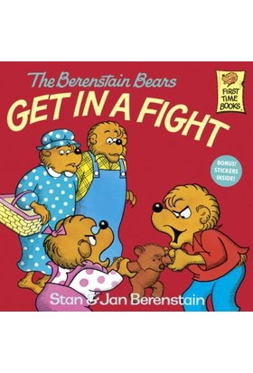 The Berenstain Bears: Get İn A Fight