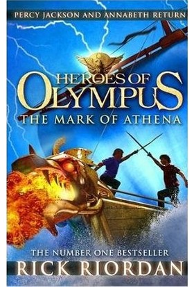 The Mark Of Athena (Heroes Of Olympus 3)