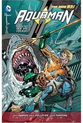 Aquaman 5: Sea Of Storms