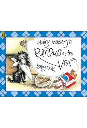 Hairy Maclary'S Rumpus At The Wet