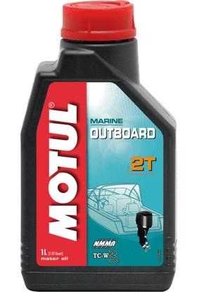 Motul Outboard Serisi 2T 1 Litre Deniz Motoru Yağı
