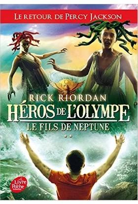 Le Fils De Neptune (Heros De L'Olympe 2)