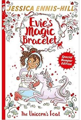 Evie'S Magic Bracelet 4: The Unicorn'S Foal