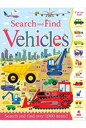 Search And Find Vehicles
