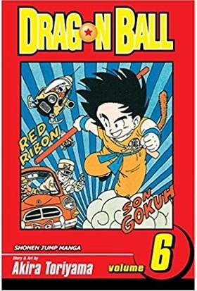 Dragon Ball Shonen J Ed Gn Vol 06 (C:1-0-0): V. 6