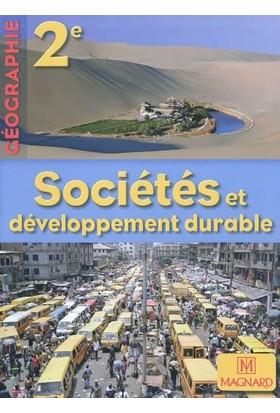 Sociétés Et Développement Durable Géographie 2E