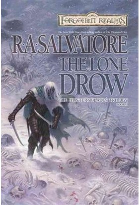 The Lone Drow (The Hunter'S Blades 2)
