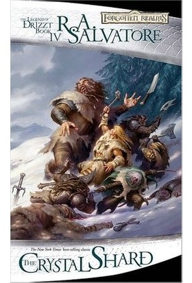The Crystal Shard: The Icewind Dale Trilogy 1 (Forgotten Realms: Legend Of Drizzt Iv)